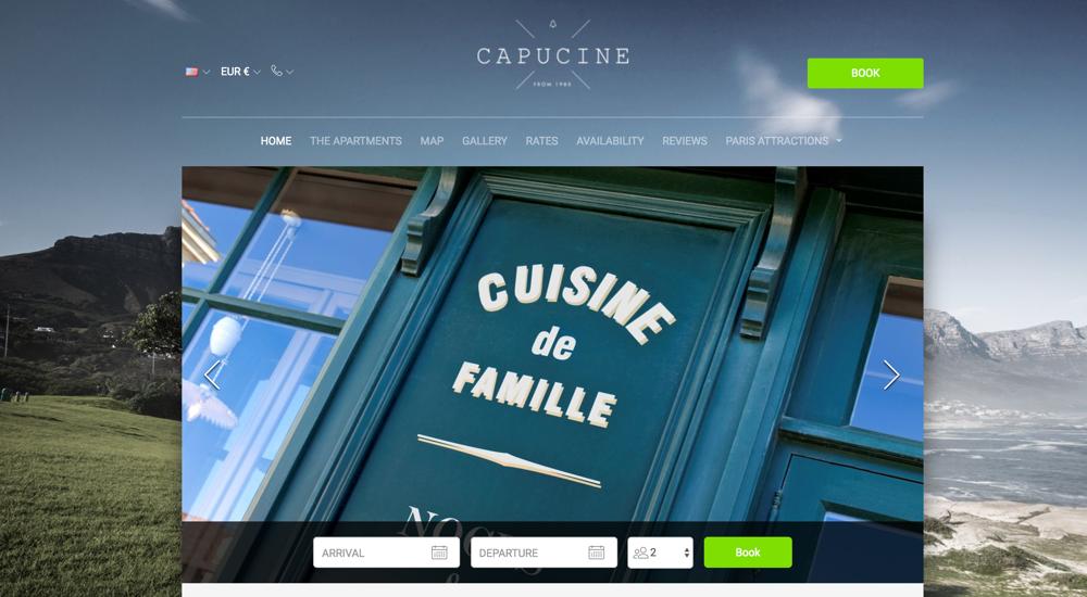 vacation rentals websites